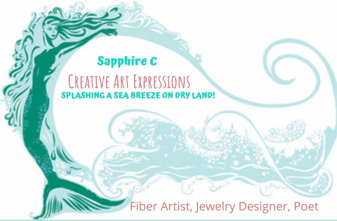 Creative Art Expressions Banner