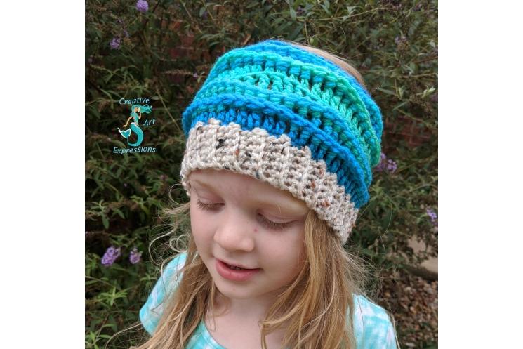 Sea Breeze Ear Warmer Child 2-5