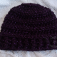 Chunky Beehive Ribbed Slouchy Hat in Galaxy