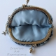 Open Seashell Coin Purse