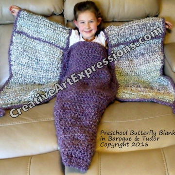 Butterfly Blanket Preschool in Baroque & Tudor