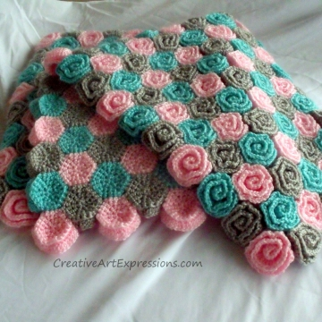 Baby Blankets Crocheted