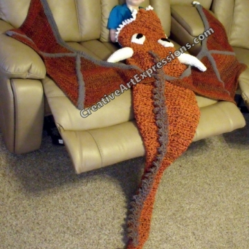 Gamer Blankets Crocheted