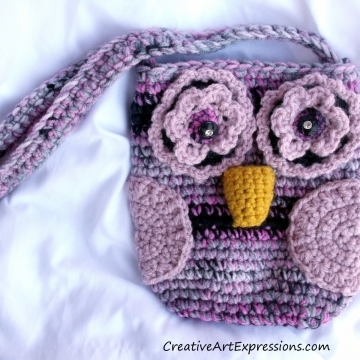 Purses Crocheted Sold or Gifted