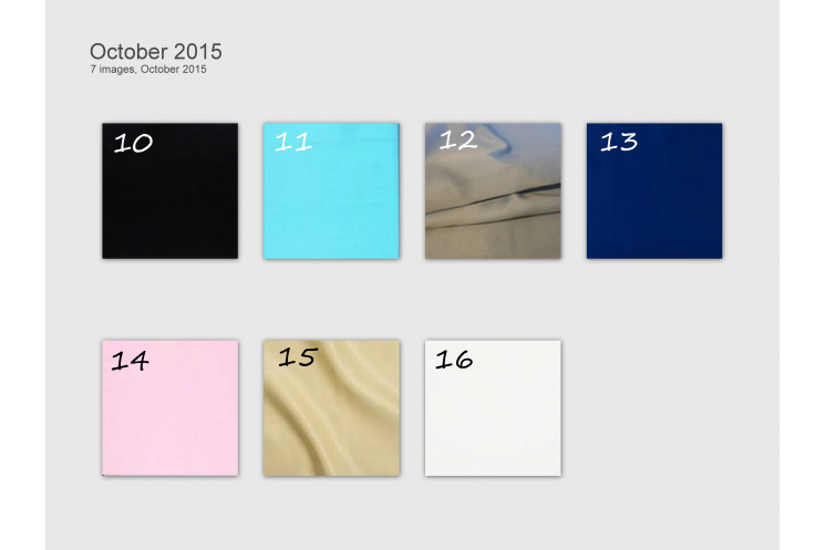 Satin Fabric Color Choices