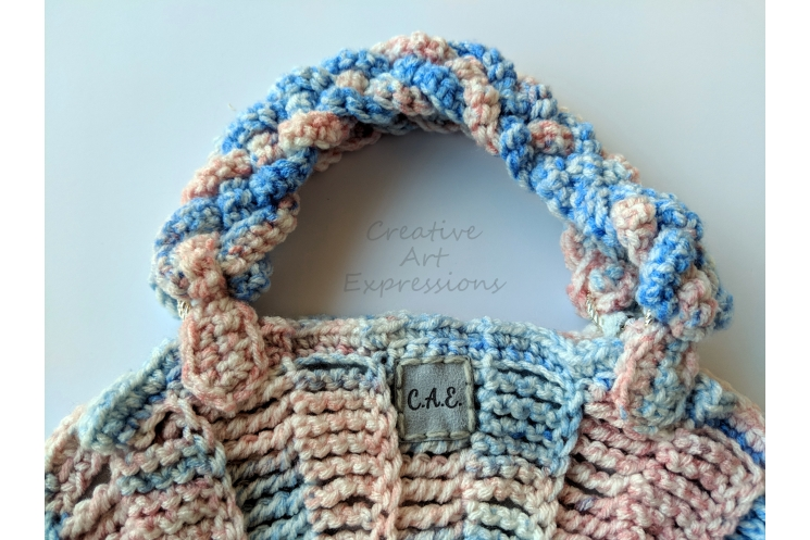 Crocheted Handles