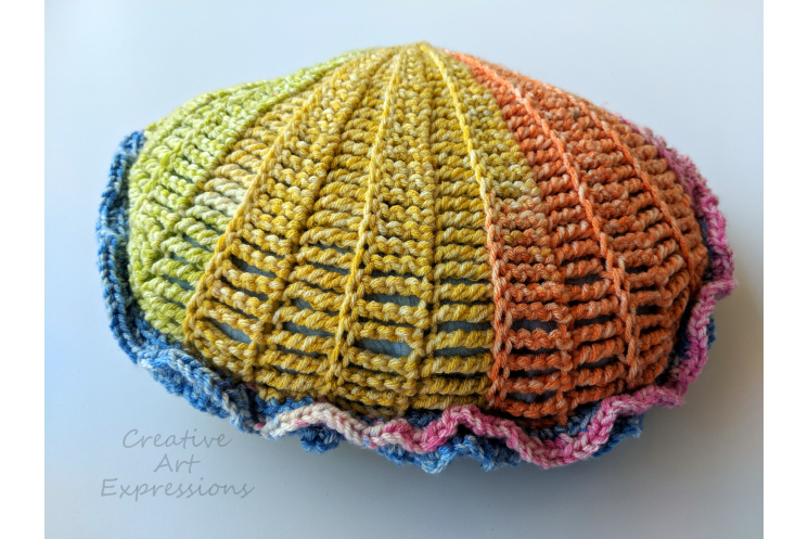 Small Seashell Pillow