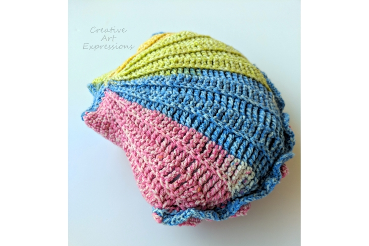 Small Seashell Pillow