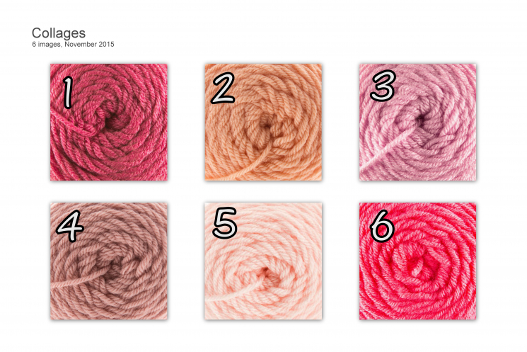 Pink Yarn Options
