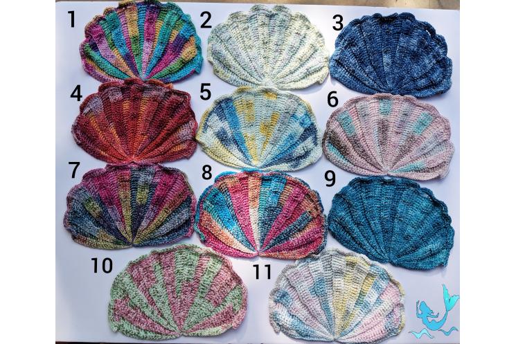 Watercolor Cotton Color Choices Print