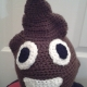 Brown Poop Emoji Child Hat without ear flaps