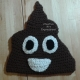 Child Poop Emoji Hat without ear flaps