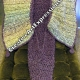 Back of Butterfly Blanket Preschool in Baroque & Tudor