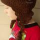 Brown Poop Emoji Child Hat