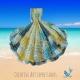 Seashell Hanging Hand Towel