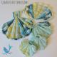 Crocheted Seashell Towel & Scrubby Set in Paris in June
