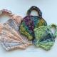 Small Medium & Large Seashell Purses