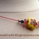 Handmade Summer Swan Necklace