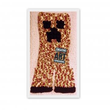 MOB Gamer Sleeper Blanket Crocheted Cameo Blanket