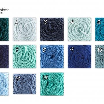 Blue Color Choices