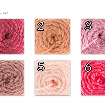 Pink Yarn Options