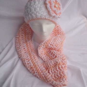 Scarf Hat & Glove Sets Crocheted Gallery