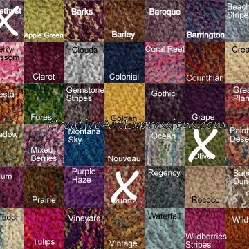 Scarf Wavy Custom Colors Crocheted Made to Order Women Teen Girls