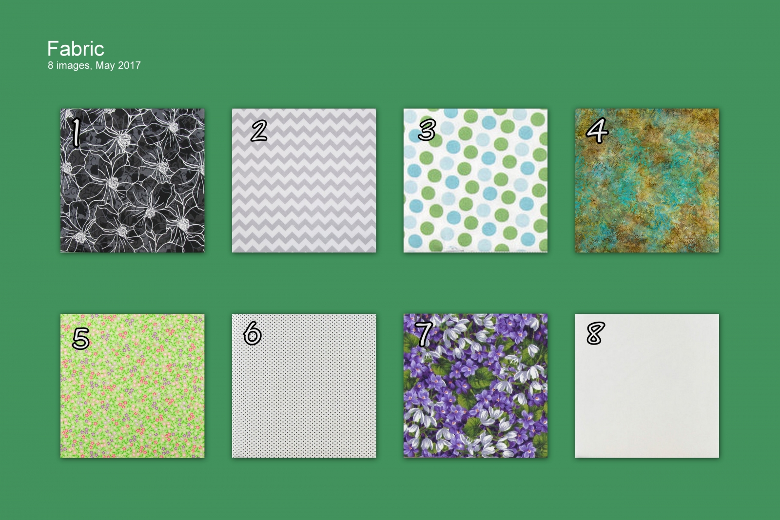 Green Fabric Lining Options