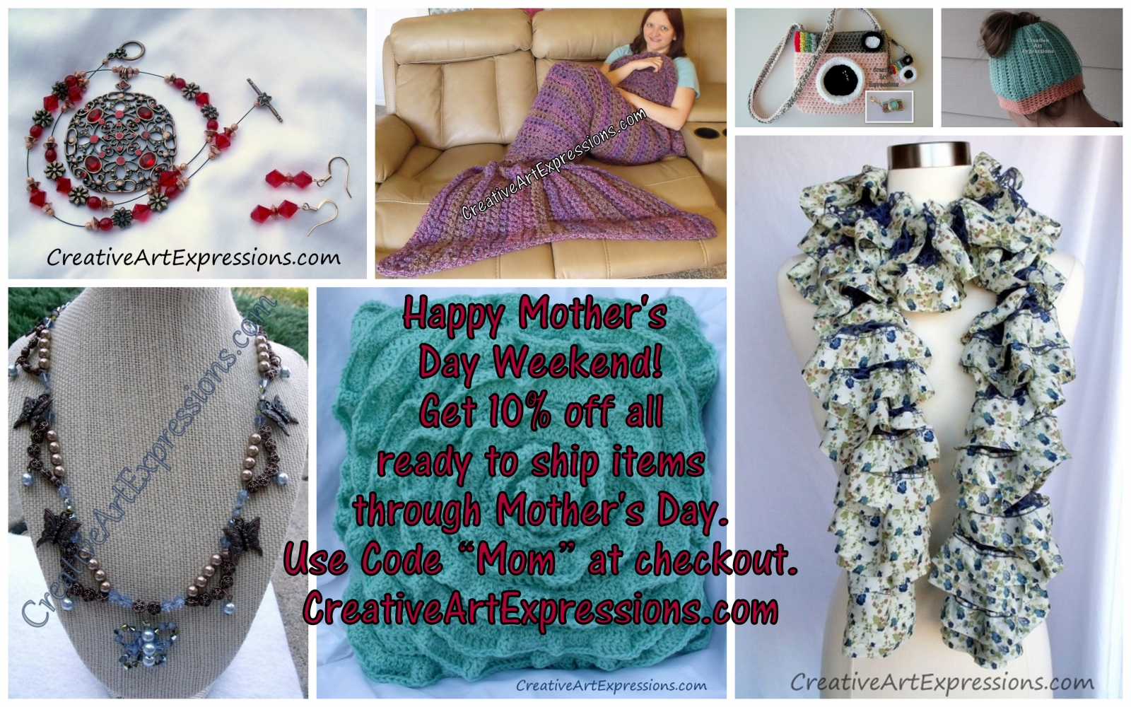 Happy Mother's Day Sale!